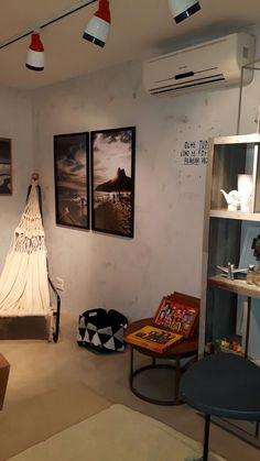 """Decoração com quadro díptico """"Le Brown"""", Fotografia do por do sol na praia do Leblon. Loja LZ Studio, Ipanema RJ"""