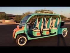 Custom build rear seat kit by Innovation Motorsports. Custom GEM car ...