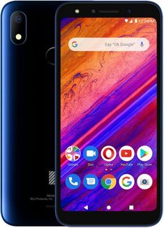 Shop BLU with Memory Cell Phone (Unlocked) Black at Best Buy. Find low everyday prices and buy online for delivery or in-store pick-up. Simple Mobile, Newest Cell Phones, Cell Phone Plans, Unlocked Phones, 2gb Ram, Boost Mobile, Dual Sim, Sd Card, Cell Phone Accessories