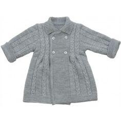 Abrigo de lana gris | Gray wool coat