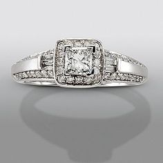 - David Tutera Wedding Rings