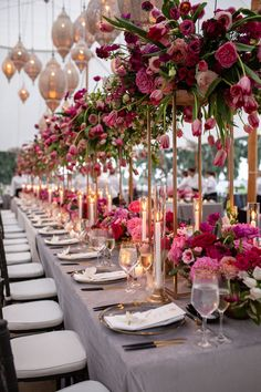 The Brides Best Wedding Planners in America Gorgeous wedding cen.- The Brides Best Wedding Planners in America Gorgeous wedding centrepieces for your wedding day. How to decorate your wedding with elegant wedding centrepieces. Wedding Table Planner, Long Table Wedding, Best Wedding Planner, Wedding Reception Tables, Wedding Table Centerpieces, Flower Centerpieces, Wedding Decorations, Wedding Planners, Wedding Ideas