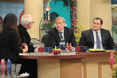 Dr. William Forstchen discussing his book #OneSecondAfter on the #JimBakkerShow.