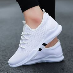2018 Men Casual Shoes Men Fashion Mesh Shoes Men Sneakers Lace-up Brand  comfortable Summer f787936e8362
