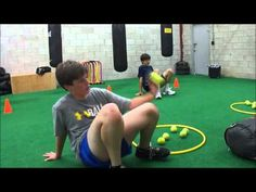 Youth Fitness Crab Walk Basketball - YouTube