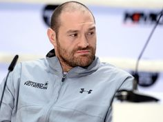 Tyson Fury: Said to be at an all-time low