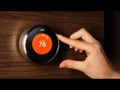 The iPod of thermostats. It learns your habits and automatically adjusts the temperature to suit them.