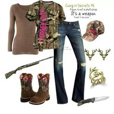 Replace those cowboy boots with some steel toes and I'd rock this.