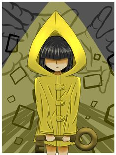 Little Nightmares Six by Withernox
