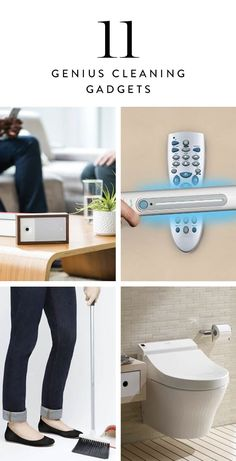 11 Genius Cleaning Gadgets That Will Change Your Life via @PureWow