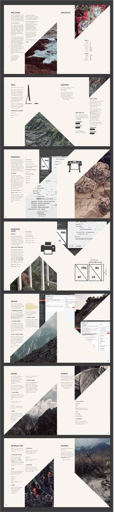 柔和的視覺編排 | MyDesy 淘靈感
