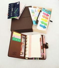 d39b7965af0 My Louis Vuitton pm agenda