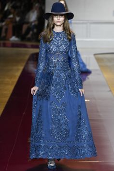 Zuhair Murad Haute Couture Fall 2016 Collection