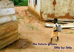 Akwatiakwaso village (eastern region - Ghana) ofie.org