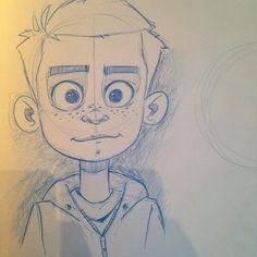 Boring dudel #art #drawing #sketch