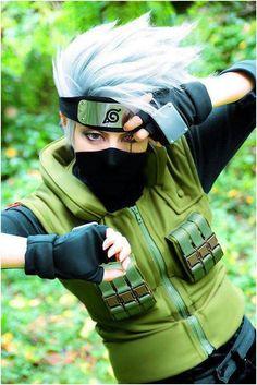 Epic Kakashi Cosplay is Epic!