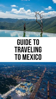 If there's one country that really deserves to be explored a little further it's Mexico... There's so much more beyond the tourist resorts and hot spots. Check out my guide to traveling to Mexico.