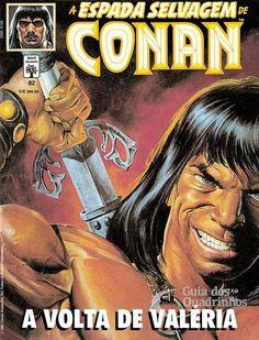 Conan O Barbaro, Marvel Comics, Conan The Barbarian, Red Sonja, Thundercats, Tarzan, Savage, Cover, Fantasy Art