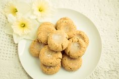 Lemon Cookies | Vegan+GF Recipe