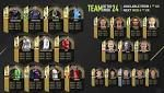 FIFA 18 Ultimate Team: Romagnoli e Milinkovic-Savic nella Squadra della Settimana 24