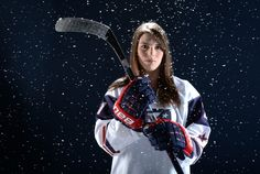 Hilary Knight 2014 Sochi Olympic hopeful women's ice hockey USA