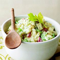 No-Chop Potato Salad