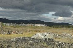 KADYKCHAN is a ghost town that was built during the World War II for the workers of the coal mines and their families. In 1996, 6 men died as a result of explosion in a coal mine and the mines were closed. 12000 inhabitants were evacuated to other places leaving the town empty and silent.