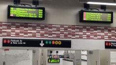 Product Line: Railway Product Category: Station Display Series: Metropolitan Description: GB 256.64.06 LED Color: Tri Color Lines & Columns: 4 lines Spacing(Line/Pixel): 6 mm Sides: Single