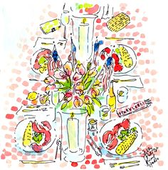 Honoring and celebrating America's heroes today #lilly5x5