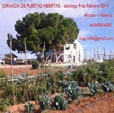JORNADA DE PUERTAS ABIERTAS ecoagricultor.com
