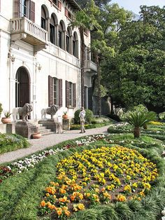 Villa Monastero, Varenna, Lake Como, Italy