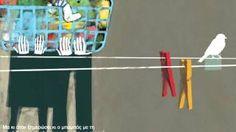του σκοινιου τα μανταλακια - YouTube Feelings And Emotions, Bullying, Back To School, Classroom, Education, Outdoor Decor, Youtube, Books, Class Room