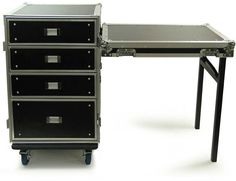 2013 RK Drawer Cases-Road Rack Case with 4 Drawers, View Road Rack ...