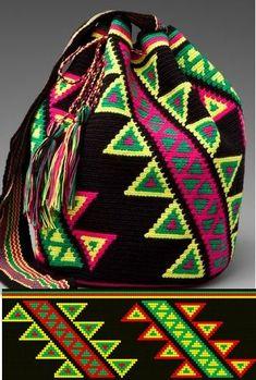 Cute Crochet, Crochet Yarn, Mochila Crochet, Tapestry Crochet Patterns, Best Tote Bags, Tapestry Bag, Crochet Baby Booties, Sock Yarn, Crochet Projects