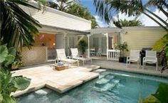 Key West Vacation Cottage - FL Rental