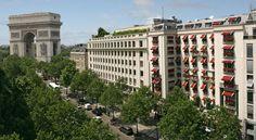泊ってみたいホテル・HOTEL|フランス>パリ>凱旋門とシャンゼリゼ通りの徒歩圏内にあるホテル>ナポレオン パリ(Napoleon Paris)