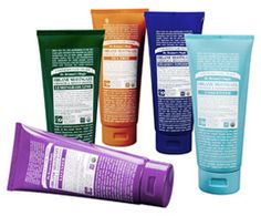 Entire blog dedicated to the many uses of Dr Bronner's Castile Soap