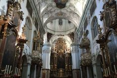 Stiftskirche St. Peter/St. Peter's Abbey is another must-see church in Salzburg where you can also attend Mozart concerts on Friday and Saturday evening.  St-Peter-Bezirk 1. #globalphile #travel #tips #destinations #international #salzburg #art #architecture #design #history #lonelyplanet http://globalphile.com/city/salzburg-austria/