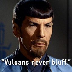 Remembering Spock's Wit & Wisdom in 17 Pictures Star Trek Meme, Star Trek Spock, Star Trek Tv, Star Wars, Spock Quotes, Trekking Quotes, Science Fiction, Star Trek Episodes, Star Trek Images