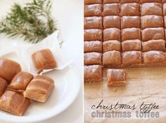 In der Klasse meines Ältesten gehen seit einer Woche die Weihnachtstoffees heru… In my eldest's class, the Christmas stuff has been going around for a week. One of the boys has started, and she in the Kla … Toffee, Candy Recipes, Sweet Recipes, Baking Recipes, Christmas Tea, Christmas Sweets, Christmas Brownies, Christmas Stuff, Christmas Breakfast