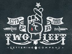 Lettering / illo idea for what I can only hope of starting one day.  Cross 'em tight... Keep 'em close.
