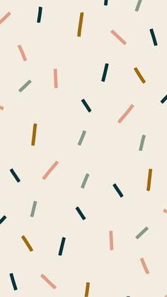 Sprinkle confetti repeated pattern created in Procreate on iPad Pro. iPhone back… Sprinkle confetti repeated pattern created in Procreate on iPad Pro. iPhone back…,everything goes pattern ! Sprinkle confetti repeated pattern created in Procreate. Ipad Background, Iphone Background Wallpaper, Aesthetic Iphone Wallpaper, Screen Wallpaper, Aesthetic Wallpapers, Iphone Background Vintage, Confetti Background, Pastel Background, Cute Wallpapers For Ipad