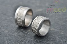 Mood, Wax, Rings For Men, Contemporary, Jewelry, Ring, Men Rings, Jewels, Schmuck