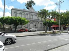 Brasil. PE, Caruaru. Palácio Episcopal. Av Rio Branco. Centro. Ago2014-dia. Foto: Érica Melo.