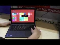 Lenovo ThinkPad X240 Hands On - Touchscreen Haswell Ultra Thin
