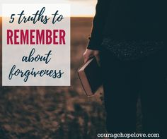 Forgiveness-Truths