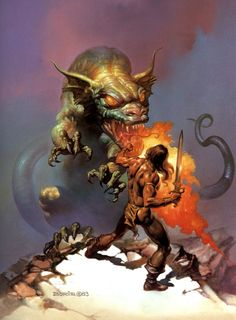 1985/boris_vallejo_85themagnificent.jpg - Boris Vallejo' Artwork