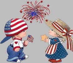 Happy 4th of July Kids