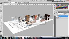 TUTORIAL SKETCHUP VRAY RENDER LA MEJOR PRESENTACION HD 3 Sketch Up Architecture, 3ds Max, 3d Rendering, Video Tutorials, Autocad, Engineering, Watercolor, Tools, School