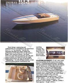 Attachmentp 515407 donzi boats pinterest donzi 1982 brochure brochuresboatsshipsboat swarovskicordoba Image collections